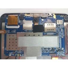 Плата Digma Optima 8002 3G TS8001PG