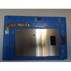 Дисплей Lenovo TB-X103F,в рамке без тачскрина.