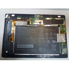 Дисплей Lenovo TB2-X30L/Lenovo A10-30,в сборе с тачскрином в рамке.