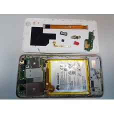 Плата,Акб,динамик,плата зарядки,шлейф дисплея,крышка акб,задняя часть корпуса,Huawei Y6-2, CAM-L21