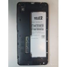 Тачсрин на рамке с дисплеем Tele 2 Maxi LTE